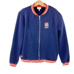 Lacoste Kids' Keith Haring Zip Sweatshirt Jacket